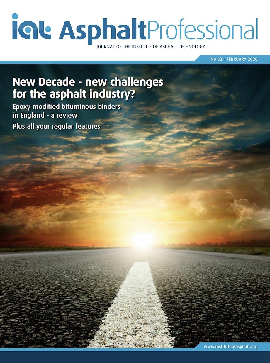Asphalt Professional Issue 82