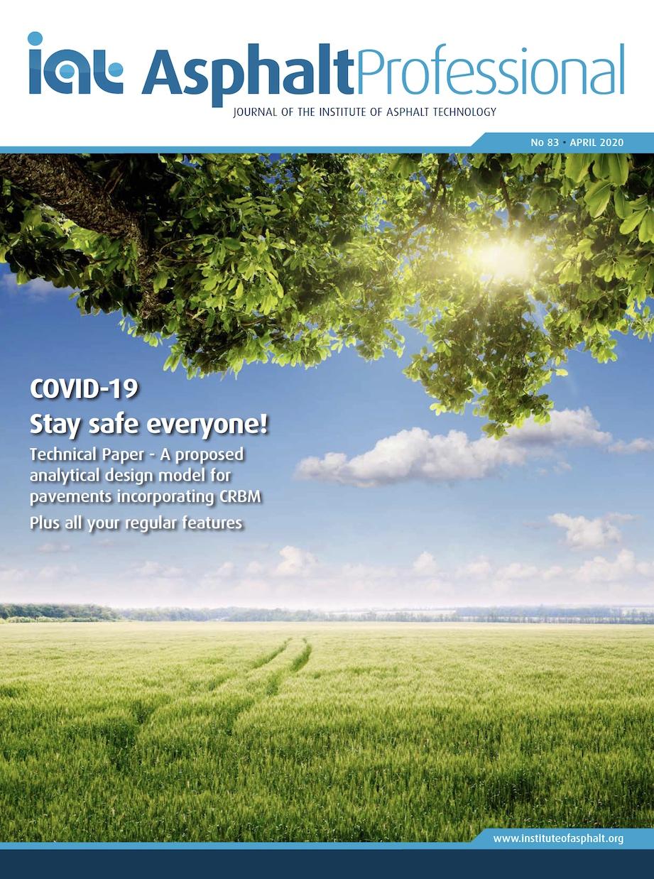 Asphalt Professional Issue 83